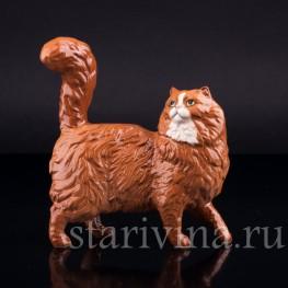 Рыжий кот, Royal Doulton, Великобритания, вт. пол. 20 в